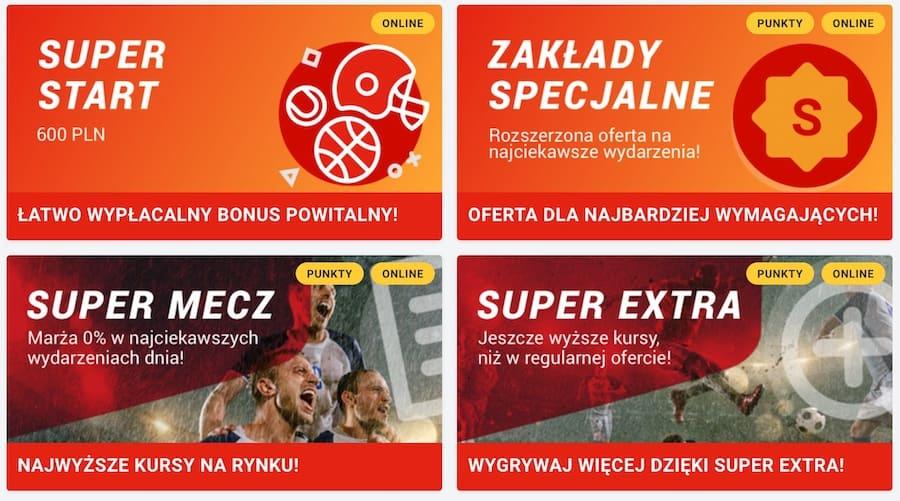 obstawianie w superbet polska