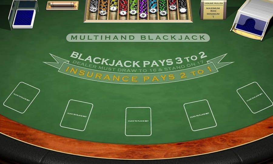 blackjack w polsce legalnie