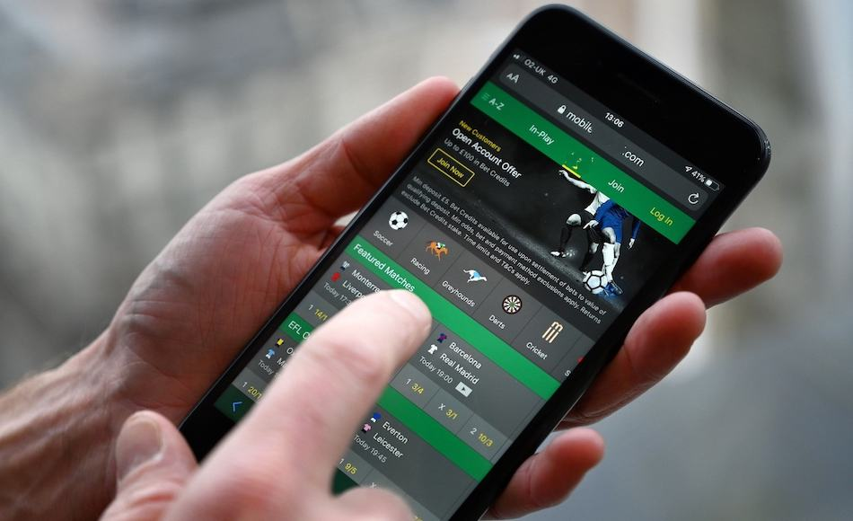 aplikacje mobilne polskich bukmacherów